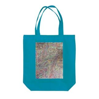 傷跡 Tote bags
