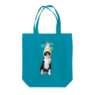 マヨスカ Tote bags