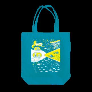 金星灯百貨店の宇宙潜水艇 Lagopus muta Tote bags