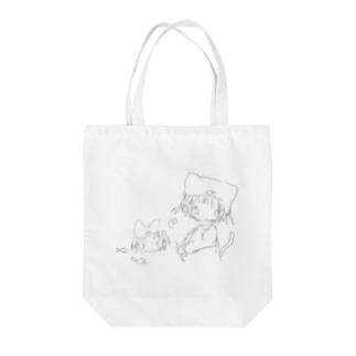 さばく日記 Tote bags