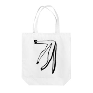 いきもののようなもの Tote bags