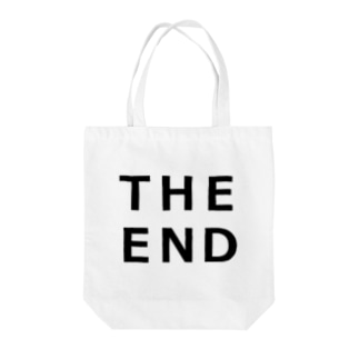 THE END トートバッグ