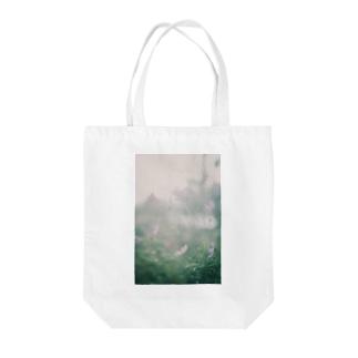 秋の光 Tote bags