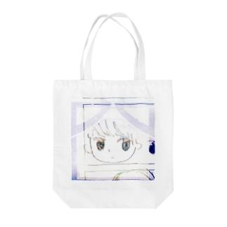 イェイ Tote bags