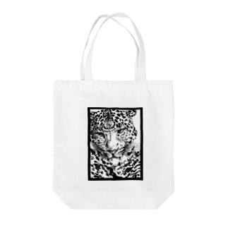 Ritta.オリジナル 女豹 Tote bags