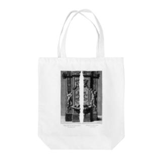 グロッタ<アンティーク・イラスト> Tote bags