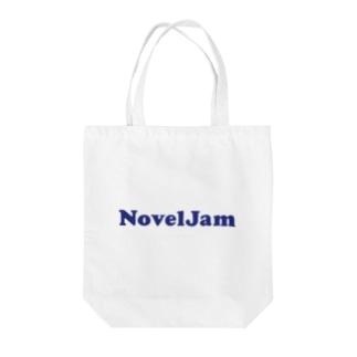 NovelJam Tote bags