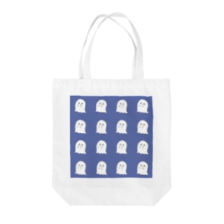 obakeチャン(整列ver) Tote bags