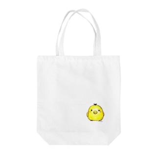 ぴよ丸シリーズ Tote bags
