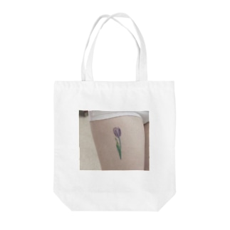 on my own Tote bags