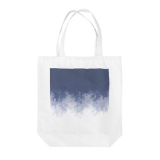 Willow (Blue gray) トートバッグ