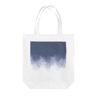 Willow (Blue gray) Tote bags