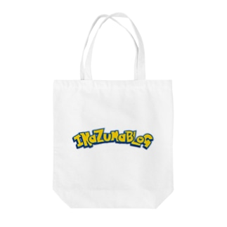 INAZUMABLOG PROJECT BY INZM & G〜H DESIGN Tote bags