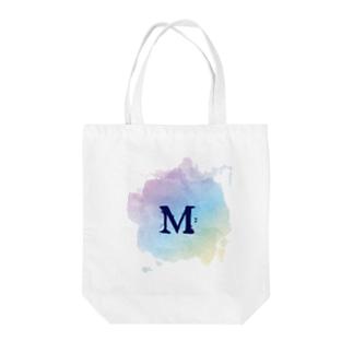 M×水溜 Tote bags