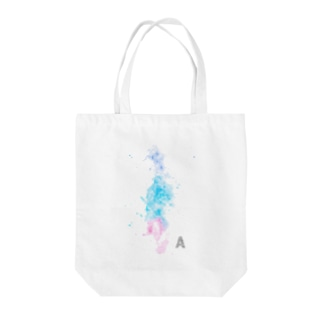 A×サファイア Tote bags