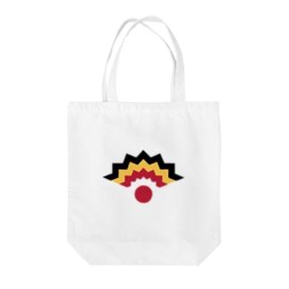 Nippon Malaya / 日本マラヤのNIMAFUKU (Logo) Tote bags