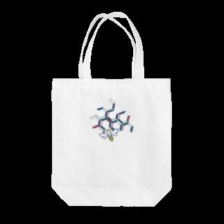 CastleGateのミツバチ(カラー) Tote bags