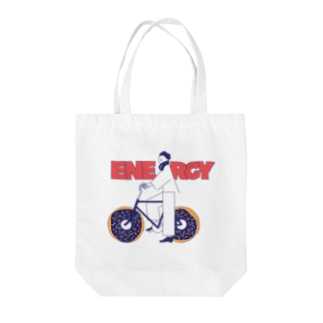 ENERGY Tote bags