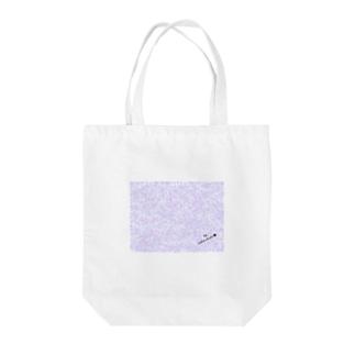 Rose pattern (Elegant) Tote bags
