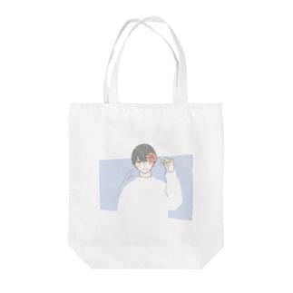 アナタト Tote bags