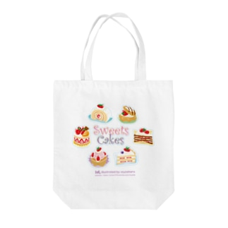 Sweets Cakes Tote bags