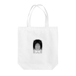 アフロ肉団子 Tote bags