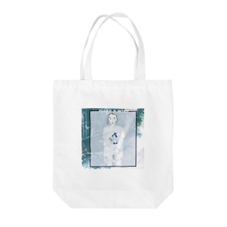 made in tokyo Tote bags