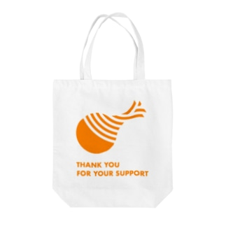 THANK YOU FOR YOUR SUPPORT Tote bags