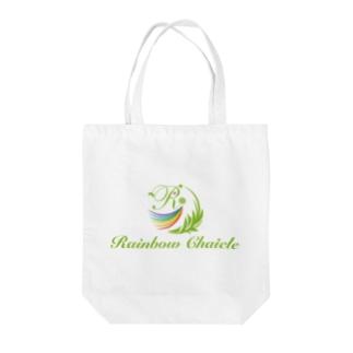 ロゴシリーズ Tote bags
