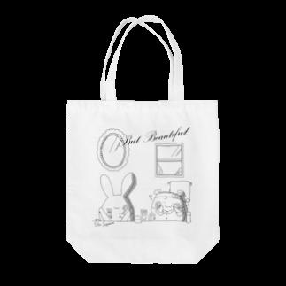 BabyShu shopのBut Beautifulシリーズ Tote bags