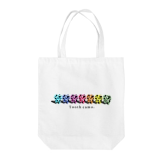 Tooth整列 Tote bags