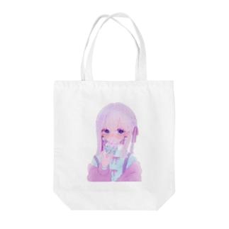 ユニちゃんトートバッグ Tote bags