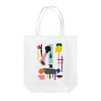 color paper 1 Tote Bag
