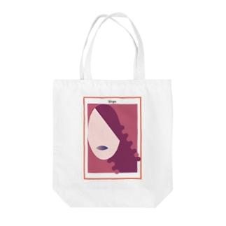 My horoscope <Virgo> Tote bags