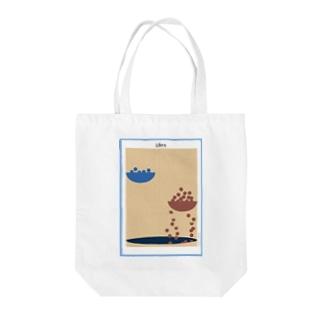 My horoscope <Libra> Tote bags