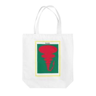 My horoscope <Scorpio> Tote bags