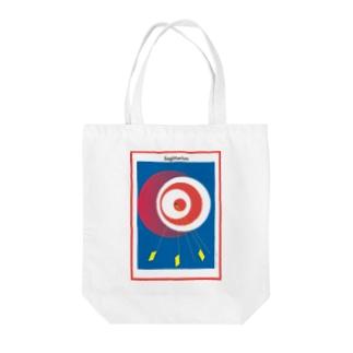 My horoscope <Sagittarius> Tote bags