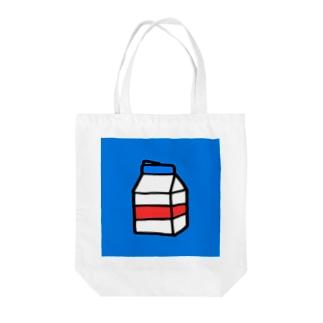 りさいくるぱっく Tote bags