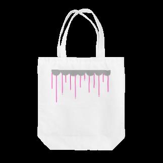 nyoroの雨の日 Tote bags