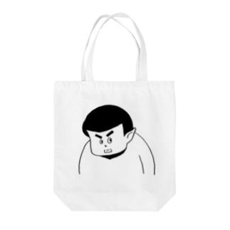 ごりくんのお友達 Tote bags