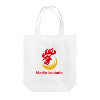 メディアインキュベートストア Tote bags