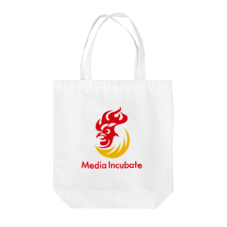 メディアインキュベートのメディアインキュベートストア Tote bags