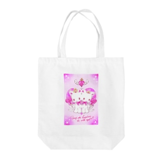 ☆The Children of Light☆Ruby Tote bags