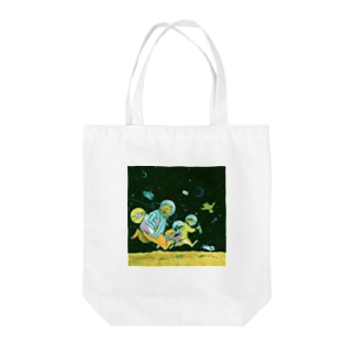 FROM SCRATCH2 Tote bags