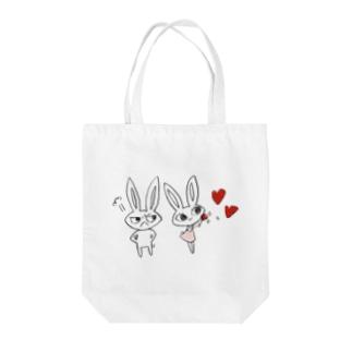 Moma & Ina Tote bags