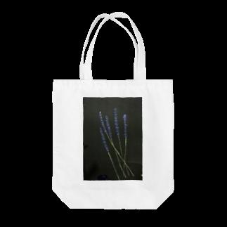 。(テン)オリジナルのラベンダー Tote bags