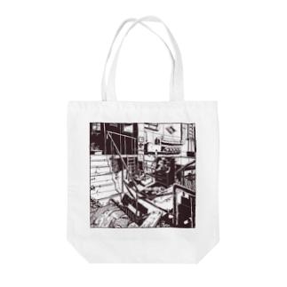 polvereのごちゃ部屋 Tote bags