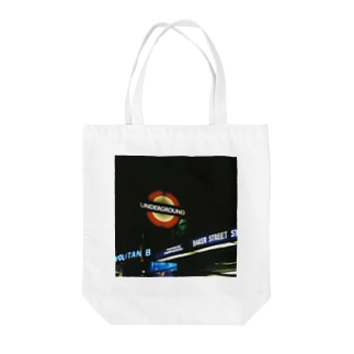 London Underground Tote bags