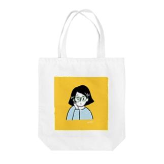GWちゃん Tote bags