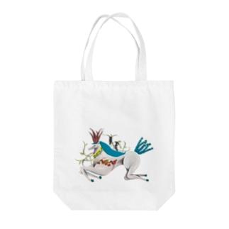 白馬の王子 〜正装 〜 Tote bags
